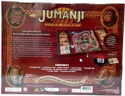 Real Wooden Jumanji Board Game Mesmerizing Jumanji The Board Game In Real Wooden Box And 32 Similar Items