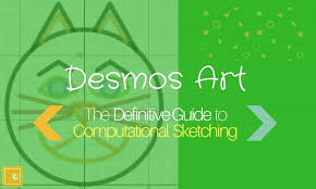 math vault the definitive desmos art guide to comtional sketching