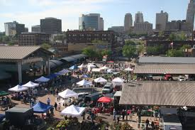 overview of city market farmers market by george denniston jr