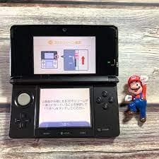 Máy Nhật Cũ] Máy Chơi Game Nintendo 3DS Code 4354