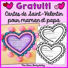 Carte De St Valentin Gratuit Cartes De Saint Valentin Pour Maman Et Papa