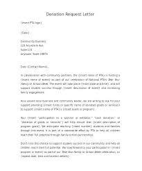 Proposal Letter For Sponsorship Sample For Event Free Sponsorship Letter Sponsorship Proposal Templates Free