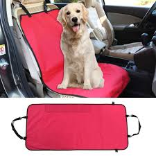 pet front car seat cover waterproof nonslip oxford dog truck suv s protector mat