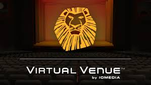Lion King Broadway Seating Chart The Lion King Virtual Venue By Iomedia
