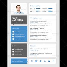 material cv for web developer by samiul graphicriver material cv for web developer