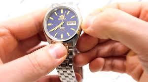 <b>Часы Orient AB0000DD</b> - видео обзор от PresidentWatches.Ru ...