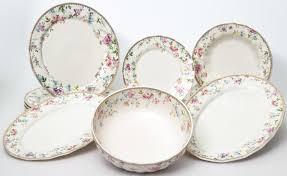 Набор столовой посуды Balsford белый из 21 предметов ...