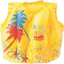 <b>Жилет надувной Bestway</b> Tropical Swim Vest 41х30 см купить по ...