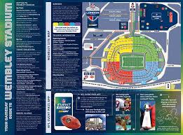 Wembley Stadium Nfl Seating Chart Wembley Nfl Stadium Seating Chart Www Bedowntowndaytona Com