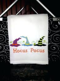 kohls dish towels kitchen towel with 3 witch hats can be personalized just towels camper bath kohls dish towels