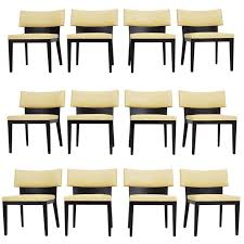 dining chair clipart. set of six (6) christian liaigre dining chairs 1 chair clipart