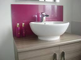 Glass Splashbacks - Bathroom splashback