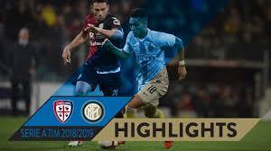 CAGLIARI 2-1 INTER | HIGHLIGHTS | Matchday 26 Serie A TIM 2018/19
