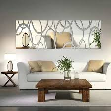 mirror sets wall decor beautiful acrylic art d throughout designs luxury uk througho