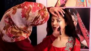 indian stani asian bridal makeup videos full hd tutorial step by step video dailymotion