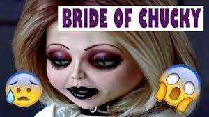 tiffany bride of chucky makeup tutorial karenliztv