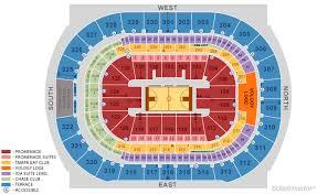 Abundant Amalie Arena Floor Seats Amalie Arena Seating Chart