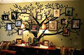family tree picture frame wall hanging new lot family tree frame set black hang hanging photo