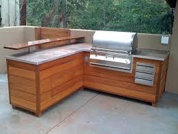 diy outdoor kitchen ideas 4 ideas to build outdoor kitchen on a deck building outdoor kitchen