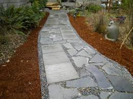 exterior mortar for flagstone walkway
