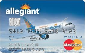 allegiant frequent flyer miles allegiant air banking on new credit card deal to reveal more about