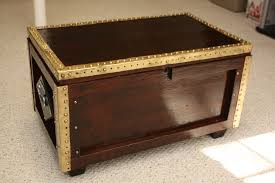 Instructables Coffee Table Treasure Chest Coffee Table 10 Steps With Pictures