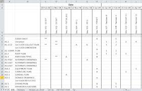 revit revision conquering ideate software typical document issue record revit sheet and revision data