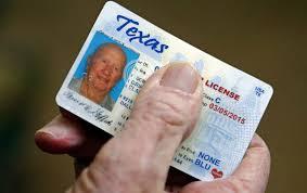 Texas - Licencias Conducir Diario En Sobornos Aceptaba El Para De