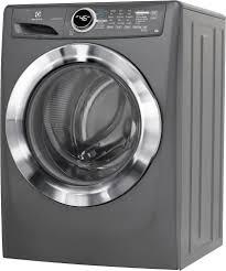 electrolux washer efls617siw. electrolux luxcare efls617stt - titanium side view washer efls617siw r