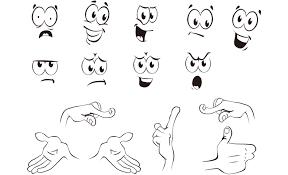 顔文字をテーマにした無料イラスト素材10選商用利用可 Acworks Blog