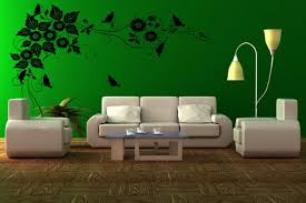 Wallpaper To Decorate Room Green Interior Decor Archives Home Caprice Your Place For Home