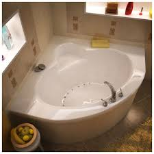 atlantis 6060aar atlantis alexandria 60 x 60 x 23 inch corner air jetted bathtub