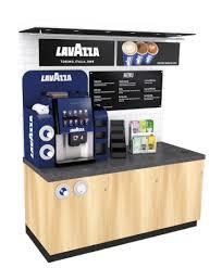 Lavazza Coffee Vending Machine Best VLux X48 T LTT Vending
