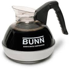 Pick your favorite satellite coffee in the list below or enter your zip code in our location finder and let us find it for you. Bunn Coffee Decanters 6100 0102 Model Easypour 0102