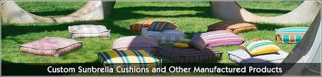 custom sunbrella cushions.  Cushions DIYu2014With Our Help With Custom Sunbrella Cushions O