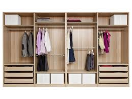 Closet Organization Ideas Ikea this ikea expedit closet is