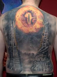 Ilium властелин колец Mordor татуировки фильмы смешные