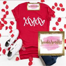 Valentines Shirt Xoxo T Shirt Xoxo Shirt Valentines Tshirt Women Valentines Day Love Shirt Self Love Hugs And Kisses Shirt Love Tees