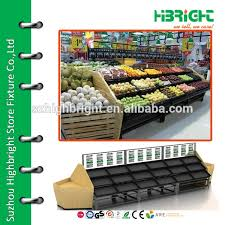 Fruit And Veg Display Stands Mesmerizing Supermarket Bananas Metallic Display Stand Fruit Rack Buy Fruit