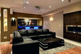 Basement Remodel Designs Stunning Basement Design Ideas Designing An Entertainment Area QHOUSE