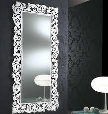 modern large decorative bathroom mirrors lanewstalk com rectangular wall mirrors decorative