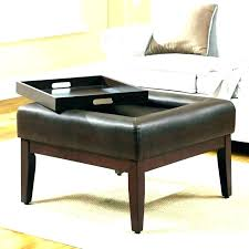round ottoman with tray ottoman trays square storage ottoman with tray round ottoman tray ottomans tray