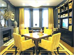 yellow dining room curtains dining room stupendous dining room decor ideas using yellow leather dining chair