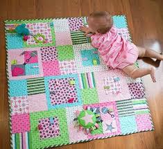 Free Fat Quarter-Friendly Quilt Patterns | AllPeopleQuilt.com ... & Baby quilt patterns Adamdwight.com
