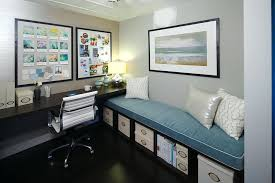 office with daybed. Office Storage Bench Splashy Convention Contemporary Home Image Ideas With Blue Seat Daybed