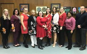 Board of Education of Calvert County Public Schools Recognizes Employees of  the Month | thebaynet.com | TheBayNet.com | Articles