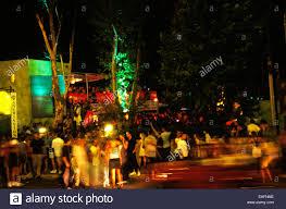 Outside Bar Outside Bar M In San Antonio Ibiza Stock Photo Royalty Free Image