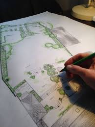Small Picture 113 best Garden designs drawings planting plans images on