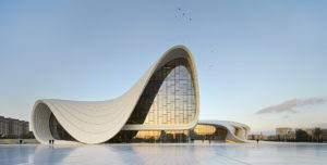 deconstructive architecture. Brilliant Deconstructive The Heydar Aliyev Centre In Baku Azerbaijan Zaha Hadid In Deconstructive Architecture G