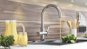 Small Picture touch water faucet kitchen best delta faucets industrial kitchen